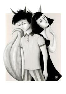 Aki e Amaya