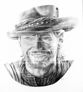 Ritratto di Hugh Jackman